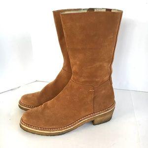 Castaner Leather Boots Sz EU 41 Men 7.5 Women 10